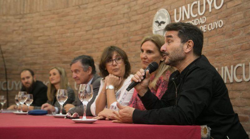 """""""Mendoza tiene que ser un espacio para el desarrollo de la industria creativa"""""""