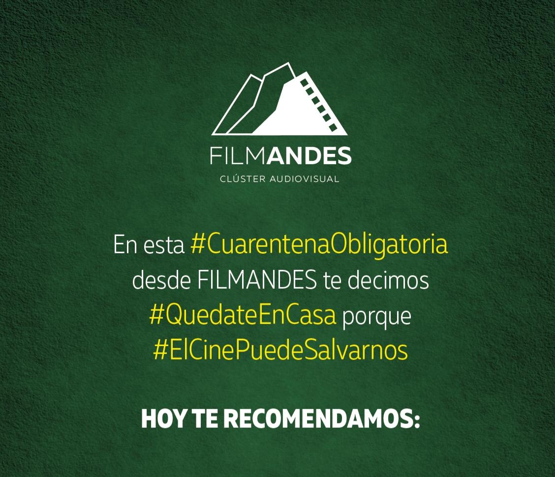 Film Andes te recomienda películas para ver en casa