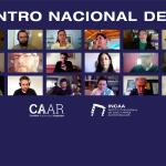 Se realizó el primer Encuentro Nacional del CAAR